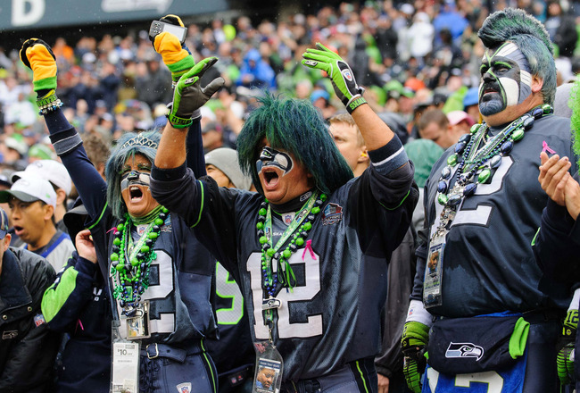 Seahawks fans set noise record in win over 49ers