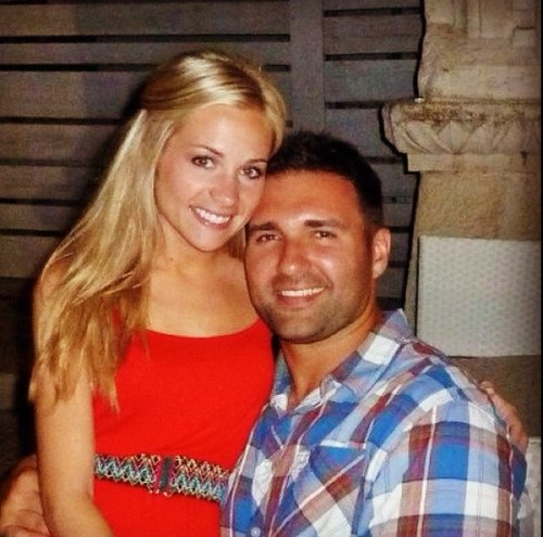 Paige Ninkovich (Photo via Playerwives)