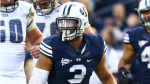 Don't underrate Van Noy, he will rise up draft boards. (Photo: BYUCougarss.com)