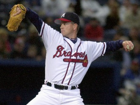 Glavine and his 305 wins gets in on our ballot Credit: AP