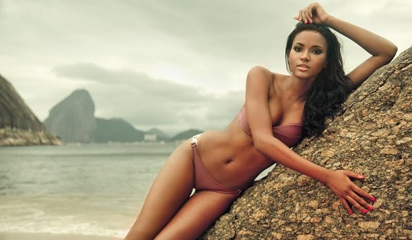 Leila Lopes (Photo via Maxim)