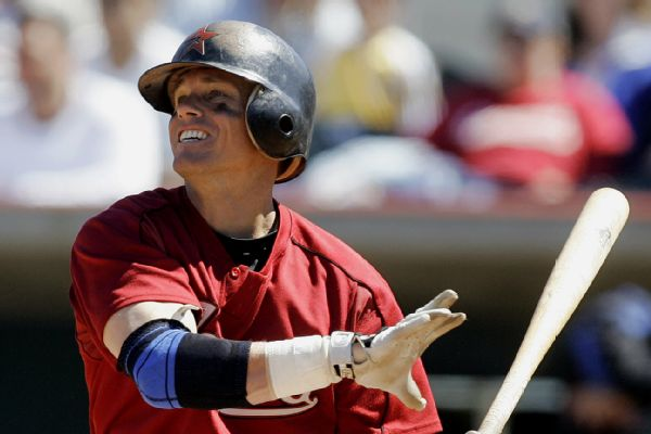 Biggio with 3000 hits will get in eventually, probably this year Credit: AP Photo/Tony Dejak