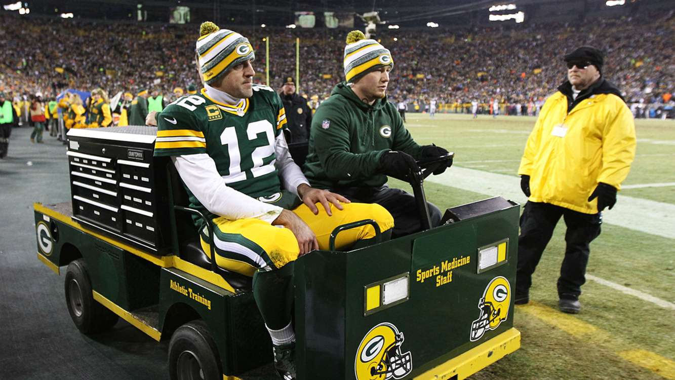 Can an Injured Aaron Rodgers Beat the Cowboys?