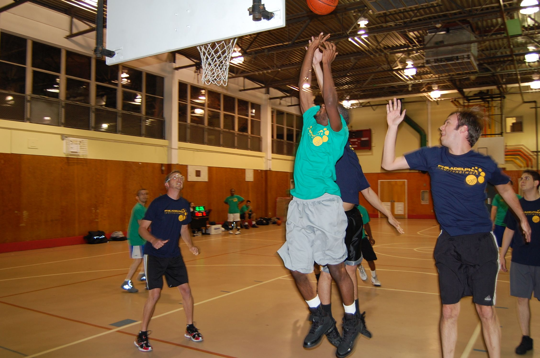 The 10 Commandments of Playing Pickup Basketball