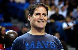 Dallas Mavericks owner Mark Cuban wants betting legalized in the United States