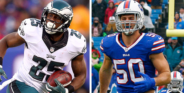 Why the LeSean McCoy and Kiko Alonso trade works well for both teams