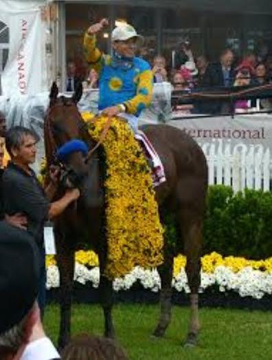The Travers Stakes Might Draw Triple Crown Hero American Pharoah