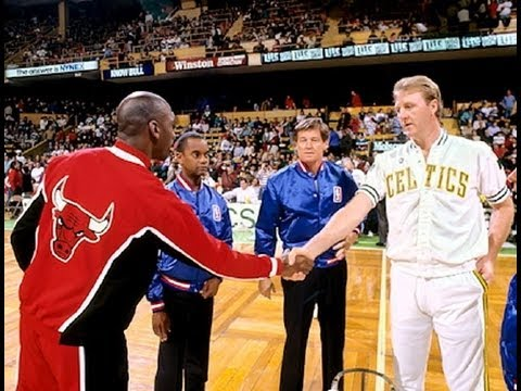 Larry Bird gives prediction on playing Michael Jordan one-on-one