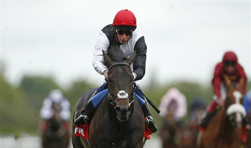 Golden Horn Primed for King George VI Glory