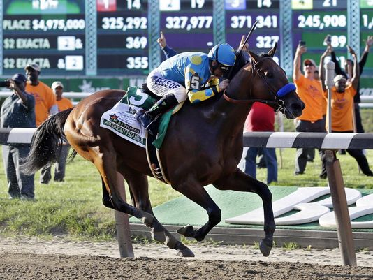 American Pharoah Expected to Spur  Record-Setting Weekend at Saratoga