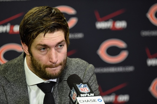 The Bears Will Not Contend With Jay Cutler