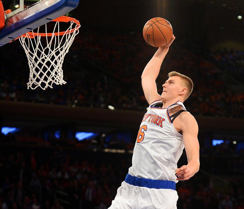 "Don't Call Knicks Rookie Kristaps Porzingis ""Zinger' To"