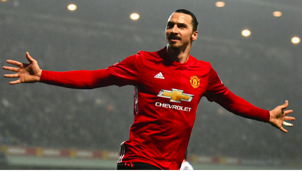 Zlatan Ibrahimovic rejoins Man United and signs a one-year deal