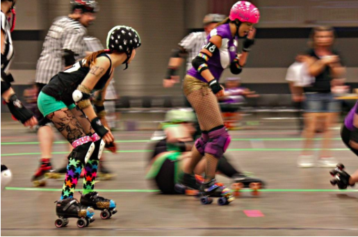 3 Sports to Try on Roller Skates