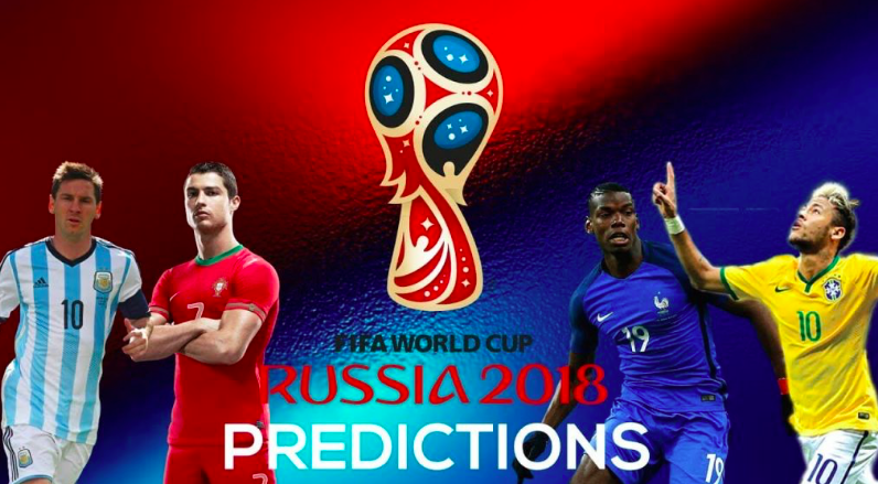 2018 World Cup Favorites