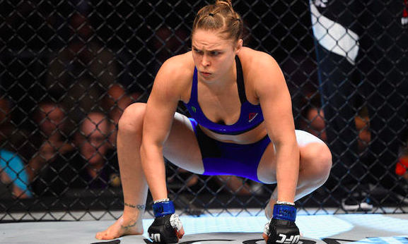 Ronda Rousey To Be The First Woman Inducted In UFC Hall Of Fame