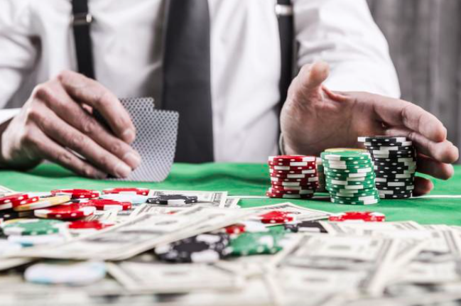 The Hidden Game behind Professional Poker