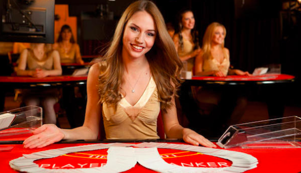 Why are All Live Casino Dealers Good Looking?