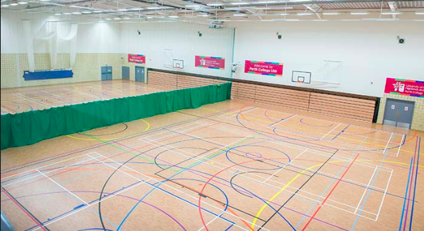 What Facilities Should a Sports Centre Have?