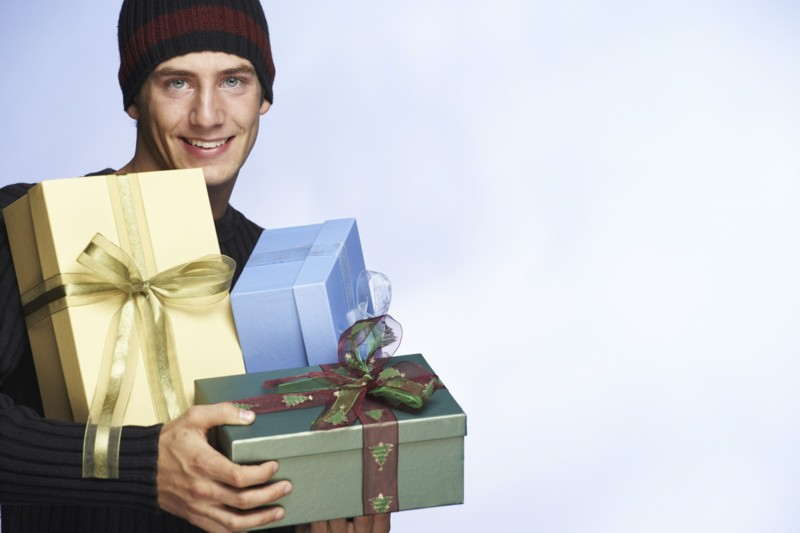 3 Tips on Buying Presents for a Man