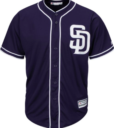 Proper Care for Your San Diego Padres Jerseys